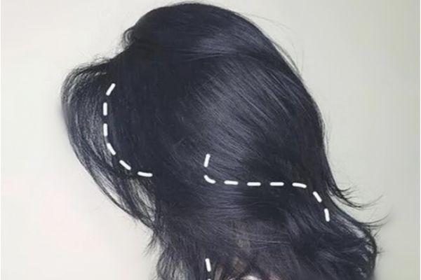 偏冷色系颜色头发图片 适合黄皮的发色