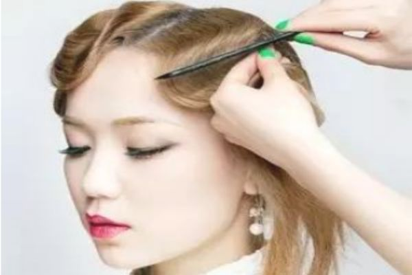 老上海复古发型怎么做 复古上海滩发型女