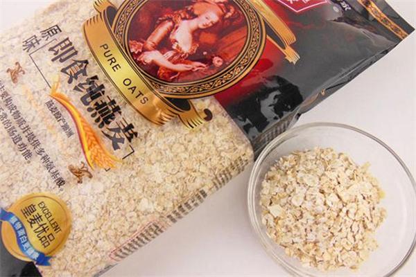即食燕麦片有营养吗图片