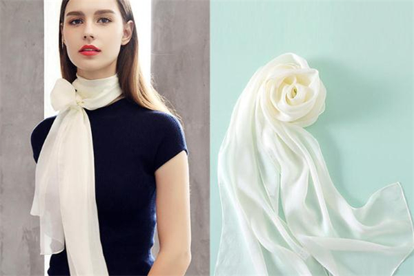 2019年流行什么颜色丝巾 女神气质尽显
