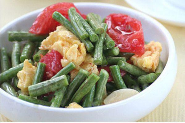 豇豆的做法大全 豇豆的推荐食谱
