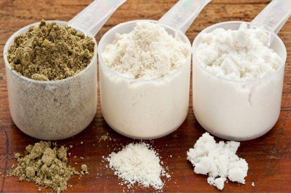 身体差怎么补?杂粮、豆类和汤臣倍健蛋白粉