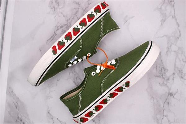 vans小草莓多少钱 vans草莓鞋发售价