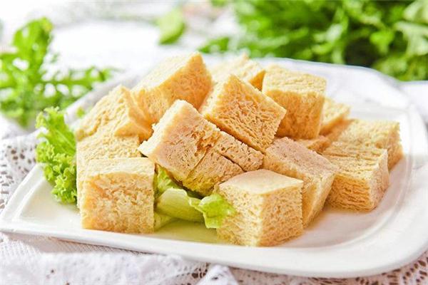 冻豆腐可以放多久 冻豆腐保存方法