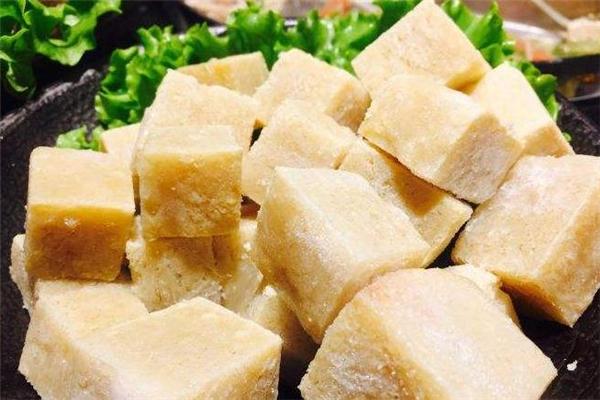 冻豆腐可以炸吗 油炸冻豆腐的做法