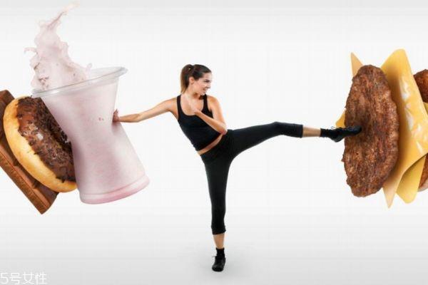 身体发胖的4大征兆 减肥饮食注意事项