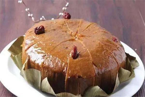 红糖发糕的做法 红糖发糕的功效