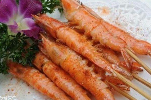 基围虾和青虾的区别 外形上的区别
