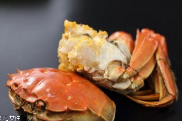 公蟹的膏是什么 什么时候的蟹膏最好吃
