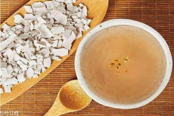 哪些人不适合吃藕粉 藕粉的副作用与禁忌