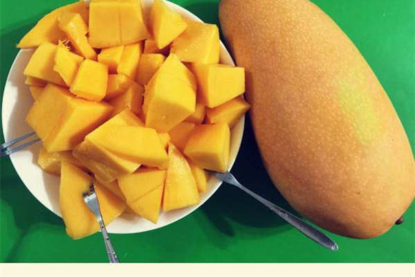 芒果和酸奶可以一起吃吗 芒果怎么吃好
