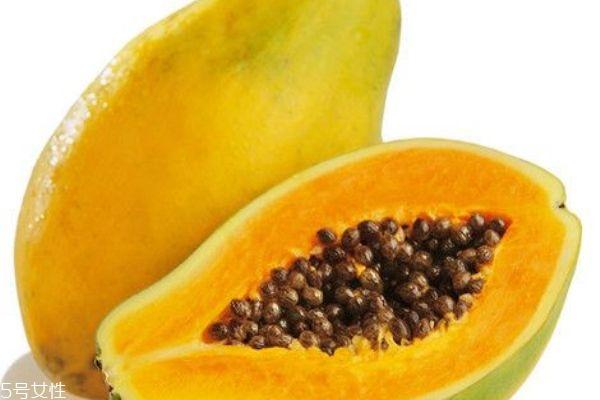 木瓜没有籽可以吃吗 木瓜籽可以吃吗
