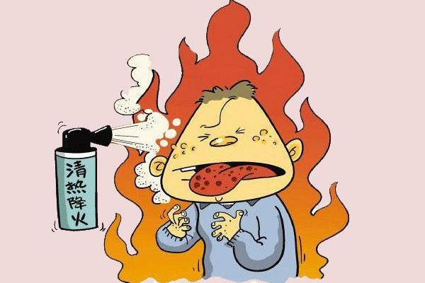 肺火旺的症状 肺火旺吃什么