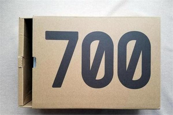 yeezy 700 mauve测评 椰子700 mauve开箱细节