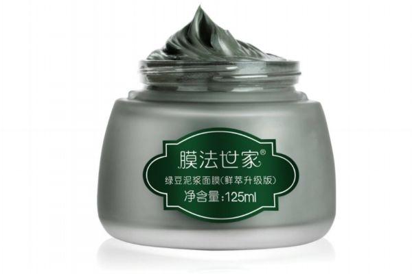 膜法世家绿豆泥面膜多少钱 膜法世家绿豆泥面膜适合肤质