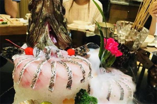 石斑鱼可以生吃吗 常见日式料理