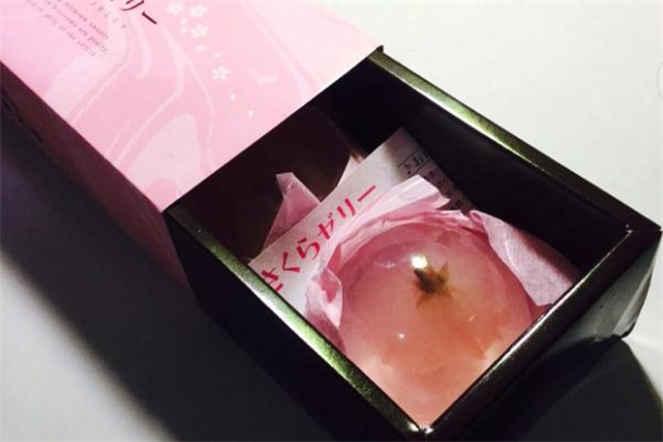 日本樱花果冻什么牌子 认准百年老店