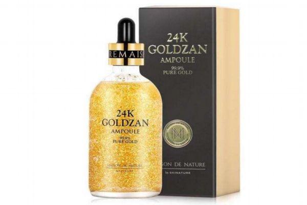思肤秀24k黄金精华适合肤质 抵御岁月痕迹