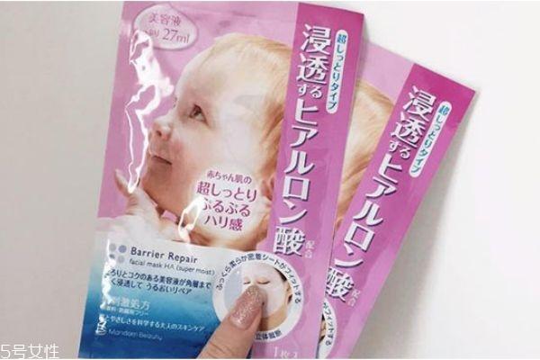 高丝面膜可以天天用吗 高丝婴儿肌面膜怎么用