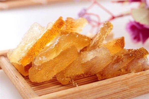 柚子皮蜜饯的做法 美味小甜品