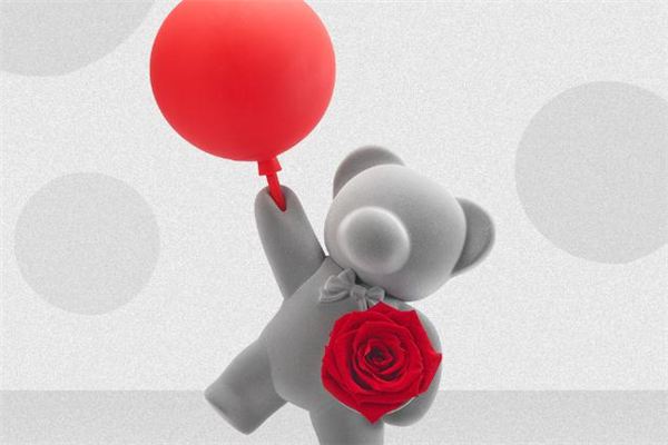 2019roseonly520告白熊多少钱 浪漫告白公仔