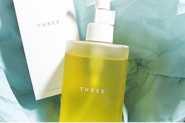 three卸妆油和fancl卸妆油哪个好用 three卸妆油测评