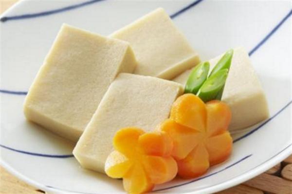 吃豆腐减肥吗 原因是这样