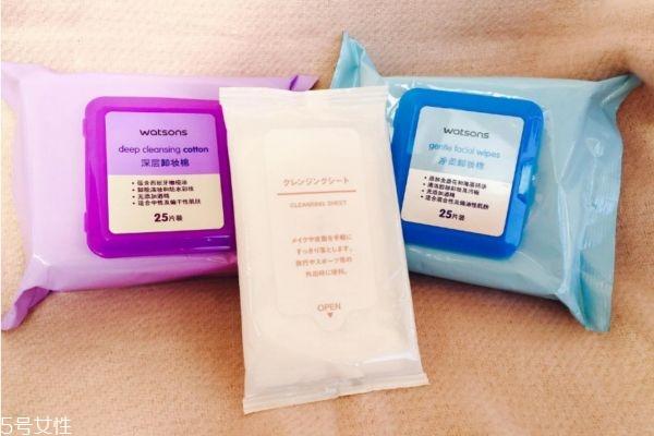 卸妆巾是直接卸妆吗 卸妆巾的正确使用方法
