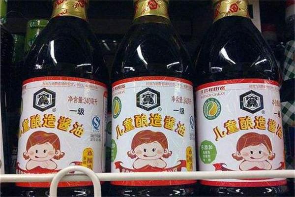 儿童酱油好吗 儿童酱油宝宝能吃吗