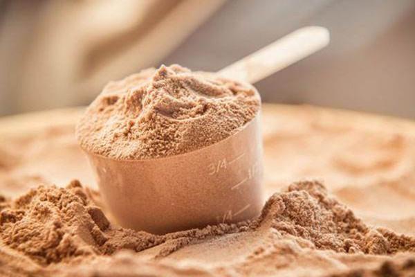 只吃蛋白粉能减肥吗 蛋白粉的功效