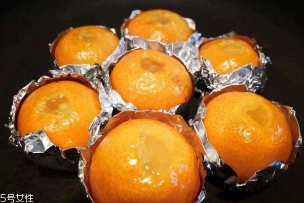 烤橘子一次吃多少好 什么人不适合吃烤橘子