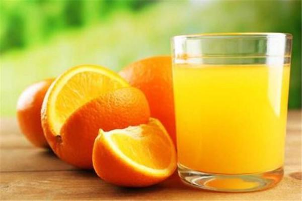橙汁可以解酒吗 橙汁的功效