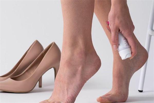 章子怡高跟鞋神器在哪买 barefoot防磨脚喷雾购买