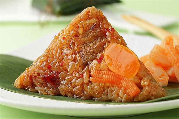 卫龙辣条粽子好吃吗 卫龙辣条粽子什么味道