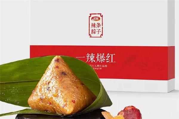 卫龙辣条粽子多少钱 网红辣条味粽子