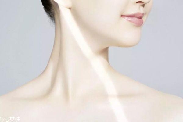 有颈纹了怎么办 如何改善颈纹