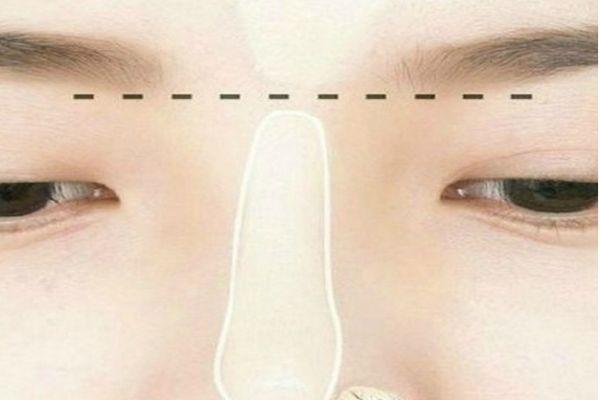 圆脸修容粉的用法图解 关于修容的小tips