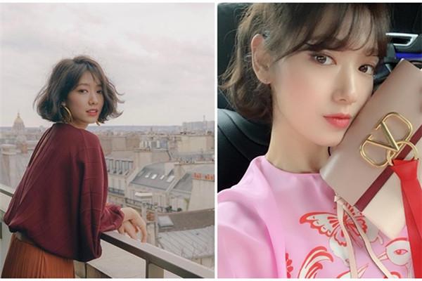 短发好看的韩国女明星 超劝剪的韩国短发女神