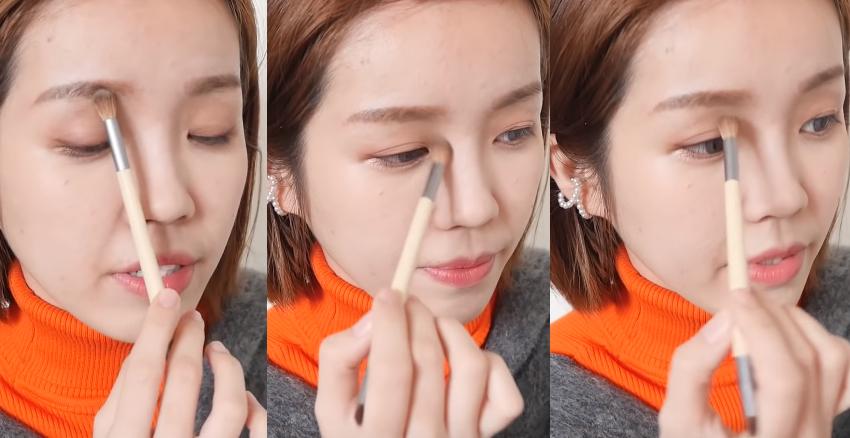 鼻影怎么画才好看-大蒜鼻、扁鼻全变美鼻