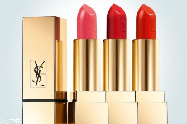圣罗兰口红哪个颜色最好看 圣罗兰最受欢迎的口红颜色