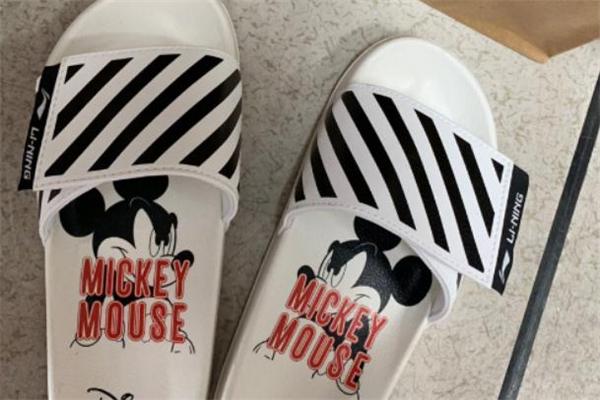 李宁迪士尼联名拖鞋开箱测评 李宁迪士尼拖鞋值得入手吗