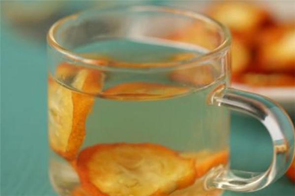 金桔泡水孕妇能喝吗 孕妇喝金桔泡水的好处