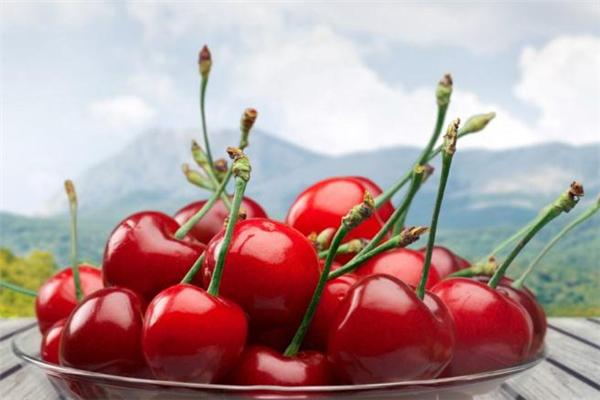 樱桃适合减肥的人吃吗图片