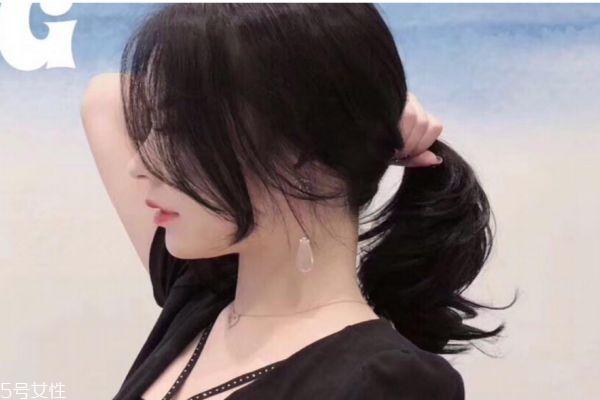 世界杯手机投注网站斜刘海有几种类型 好看的斜刘海发型图片