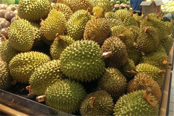 榴莲是热带水果吗 榴莲是不是发物