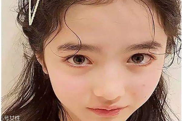 幼幼脸是什么脸型 幼幼脸特征