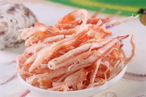 减肥可以吃鱿鱼丝吗 鱿鱼丝热量是多少