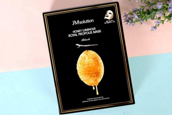 韩国jm水光蜂蜜面膜多少钱 jm水光蜂蜜面膜适合肤质