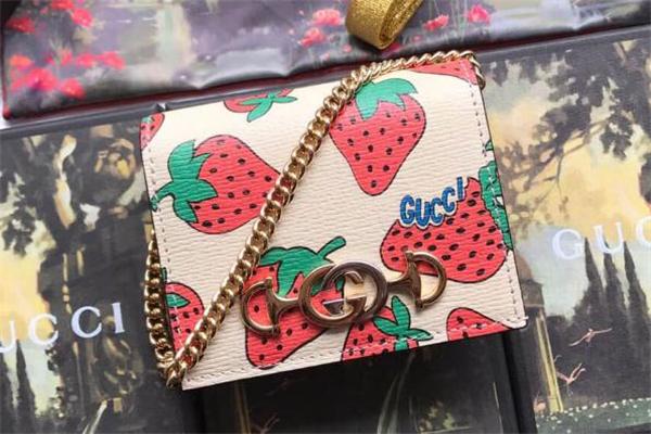 gucci草莓包多少钱 gucci草莓包专柜价格