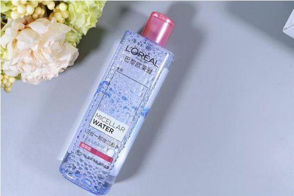 化妆水和卸妆水有什么区别 卸妆水与爽肤水区别